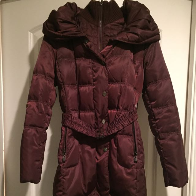 Ivanka Trump Winter Jacket