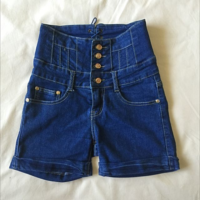 Jean Shorts By Sasha
