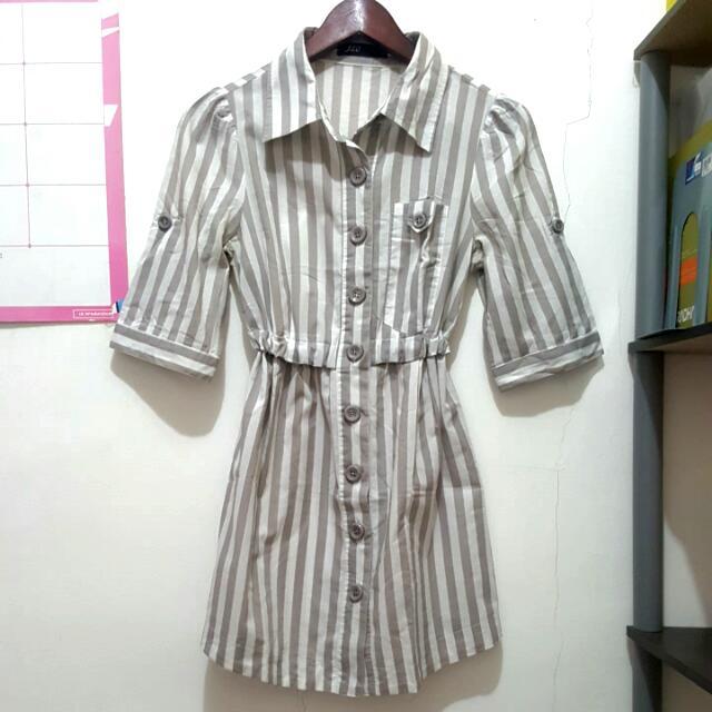 J.Lo Long Shirt
