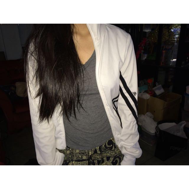 JLO White Jacket