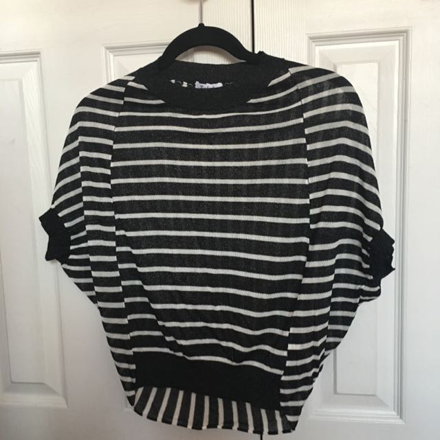 Katie Striped Top