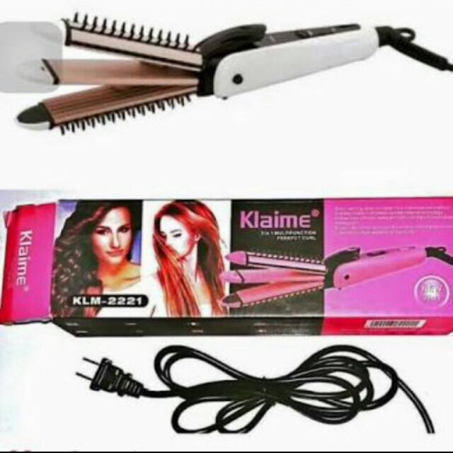 Klaime 3 in 1 Curling iron