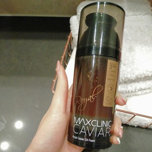 Korean MAXCLINIC Face Make Up Oil Form Remover / Cleanser