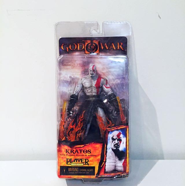 Kratos - God Of War: Action Figurine