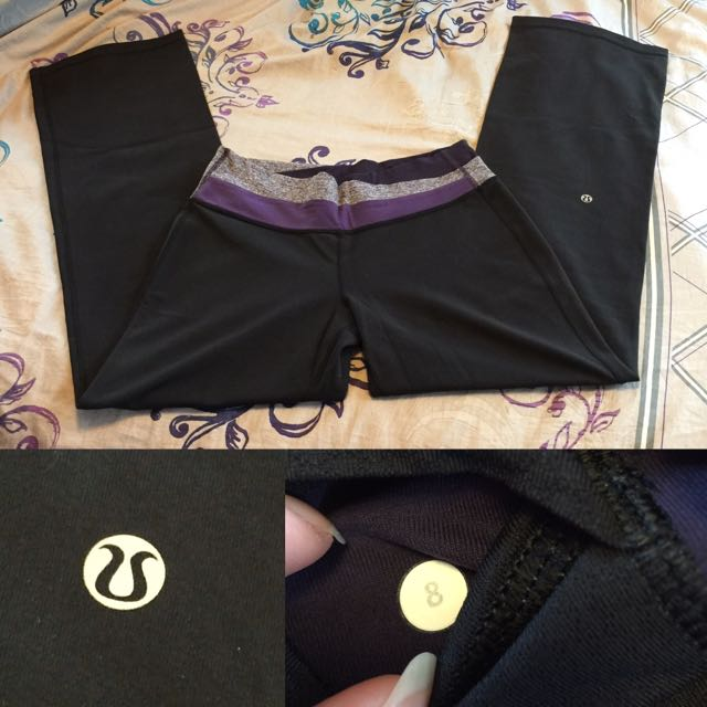 LULULEMON Yoga Pants -Sz 8