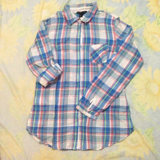 Mango Pastel Shirt