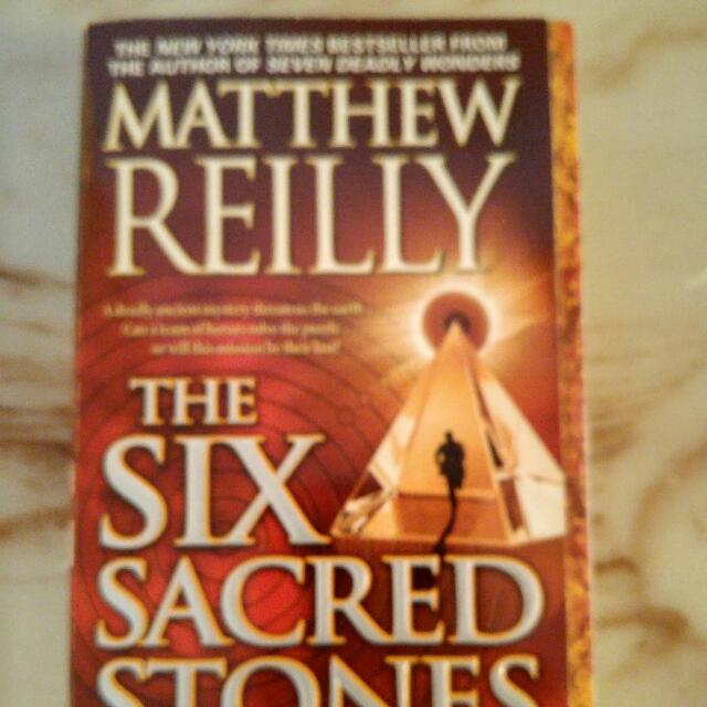 Matthew Reilly. Excellent Condition