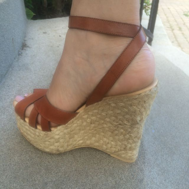 Michael Kors Wedges 8.5