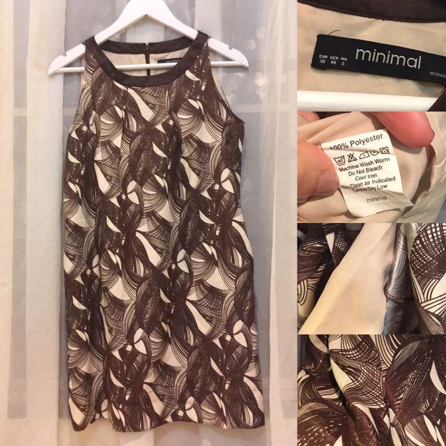 Minimal Women Dress