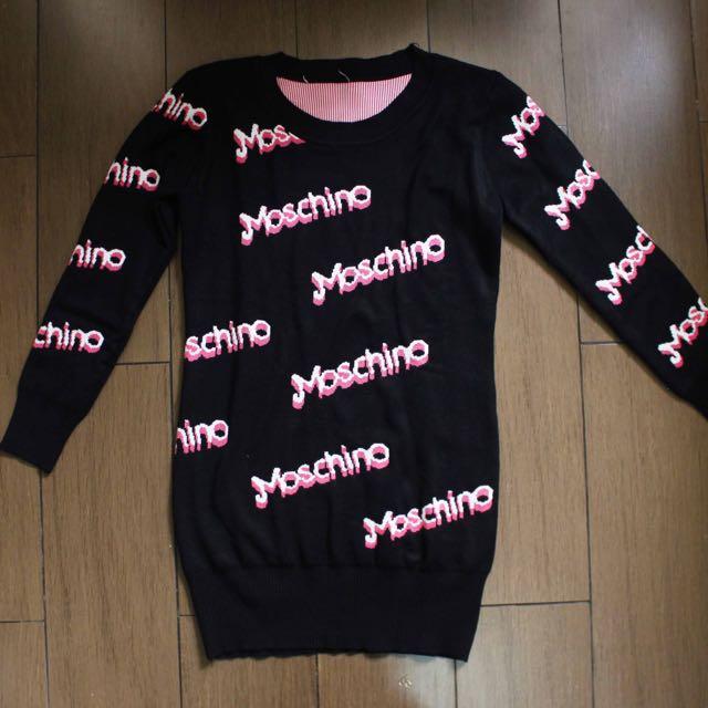 Moschino Long Sweater