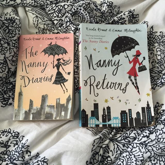 Nanny Diaries Books