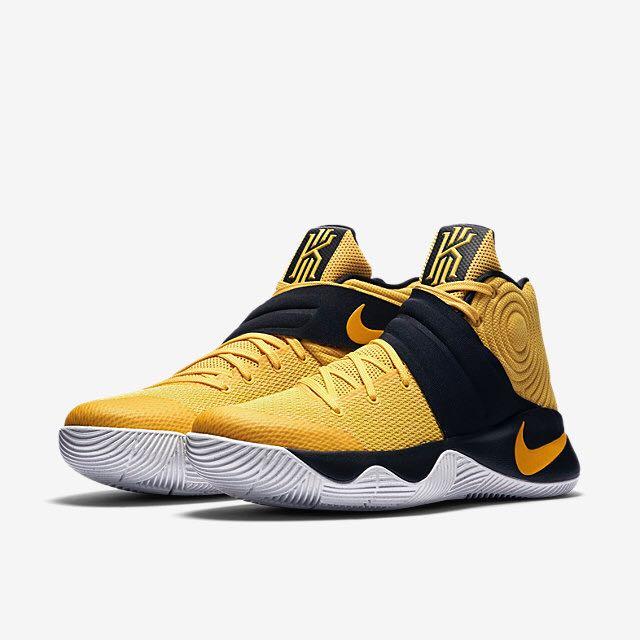 brand new 18c7d 5dbbf Nike Kyrie 2 (Men) - Tour Yellow/White/Black