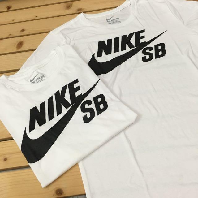 Nike SB Logo 短T