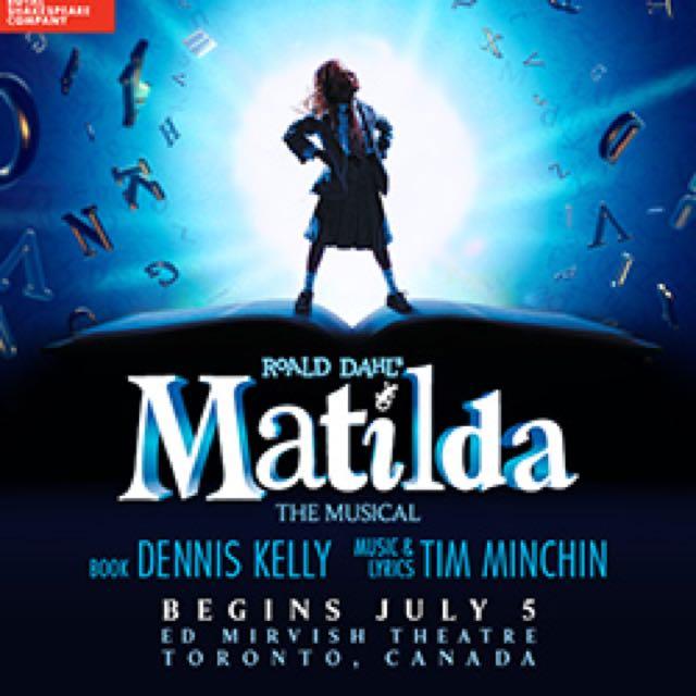 Orchestra Matilda Tickets