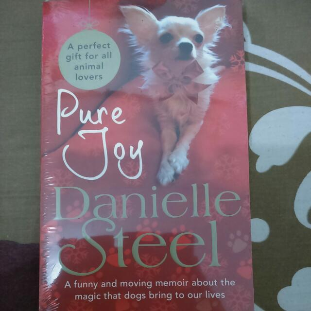 Pure Joy By Danielle Steel [Imported Book | Paperback]