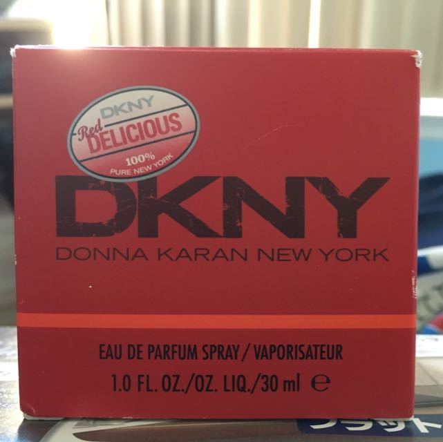 Red DKNY Be Delicious 30 ml Perfume (Opened For Testing)