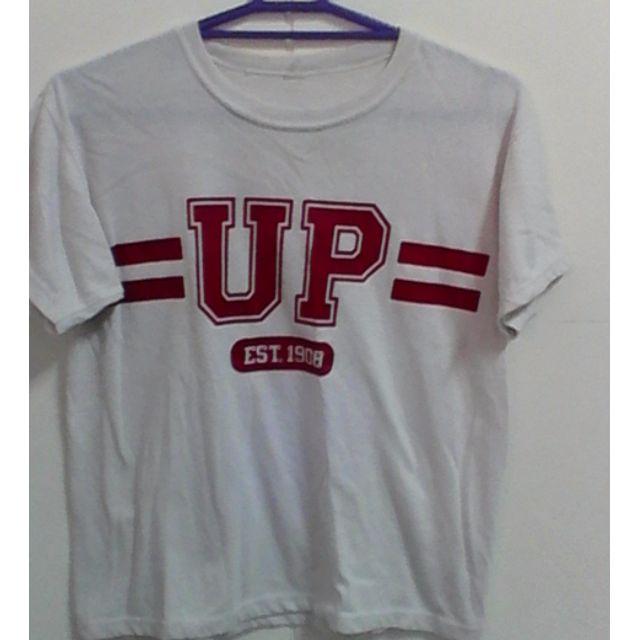 REPRICED White UP Shirt