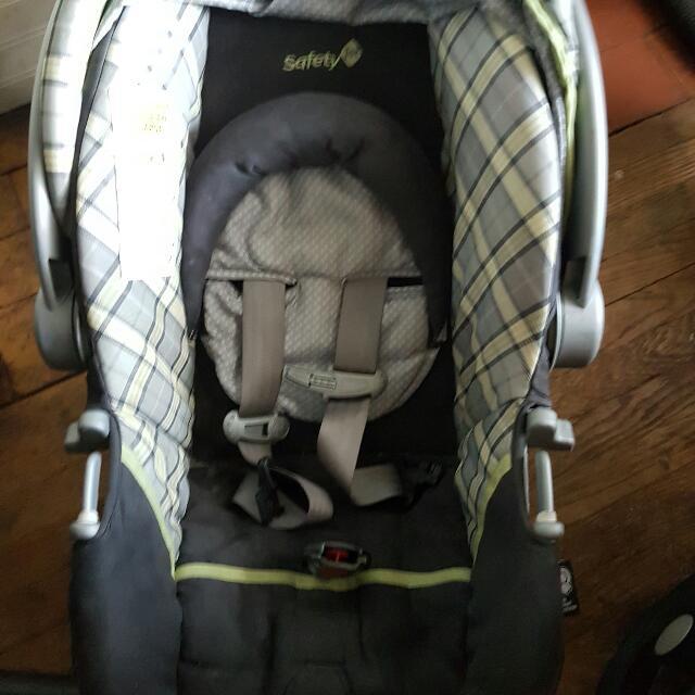 Saftey first Car Seat