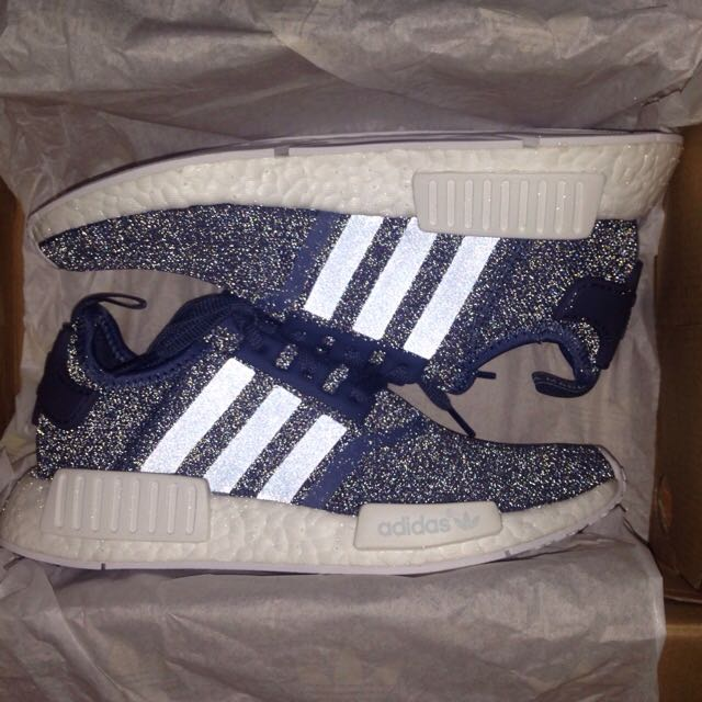 Selling At Retail Price! NMD Tech Ink / Navy Blue