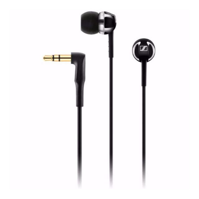Sennheiser CX1.00 In-Ear Headphones (Black)