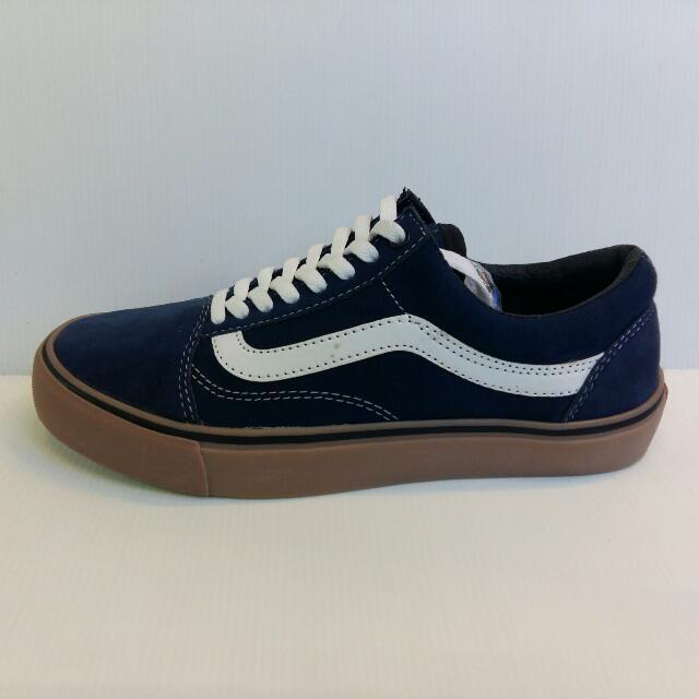 dc893ee0cda7b Sepatu Vans Old School Pria, Vans Import, Vans Casual Premium, Vans Grade  Ori