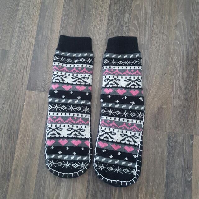 Slipper/socks