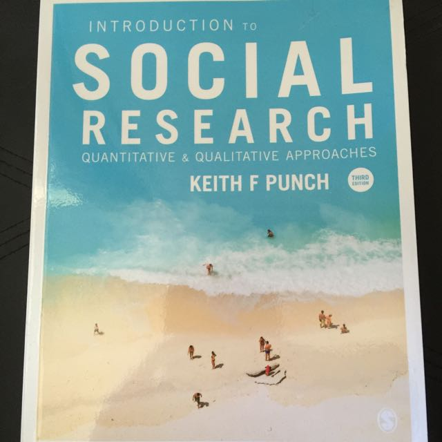 Social Research Textbook