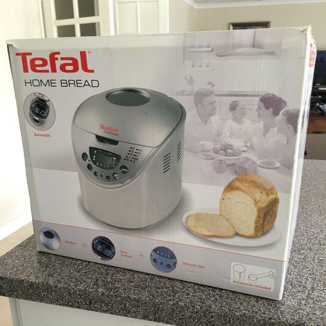 Tefal Home Bread Maker