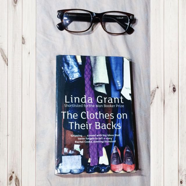 The Clothes On Their Backs Novel