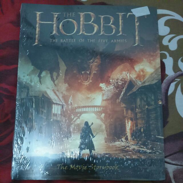 The Hobbit: The Battle Of The Five Armies [The Movie Storybook]