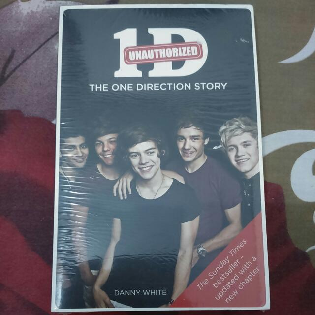 The One Direction Story [Imported Book | Paperback]