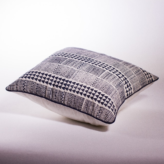 Tribal Pattern Cushion Cover 45x45cm