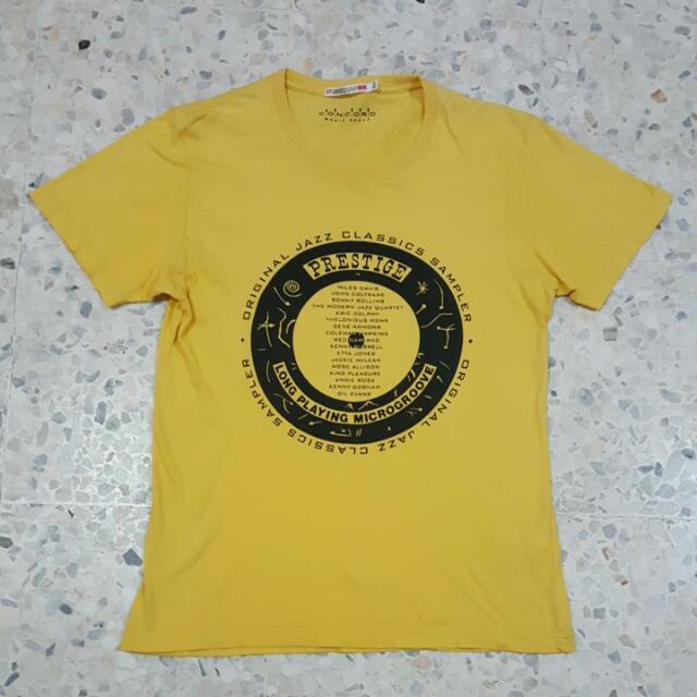 6b40f1eea15ae2 Uniqlo Concord Music Group T Shirt