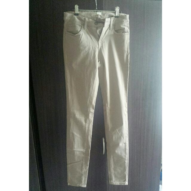 UniQlo Straight Cut Pants