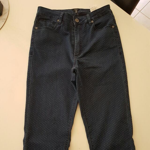 Womens A Brand Jeans