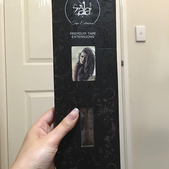 Zala 24inch Tape In Extensions Colour #2 Dark Brown 40pcs