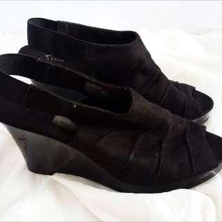 Semi Boots (wedges)