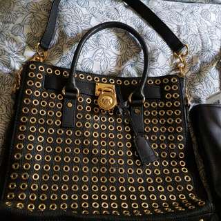 RESERVED!Michael Kors Hamilton Bag