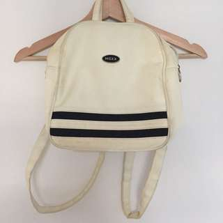 White Mexx Bag