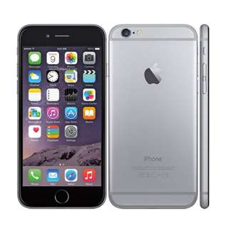 Apple iPhone 6, Space Grey, 128GB
