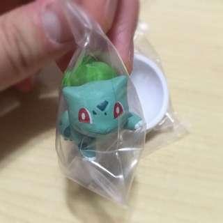 奇異種子扭蛋 寵物小精靈 Pokemon