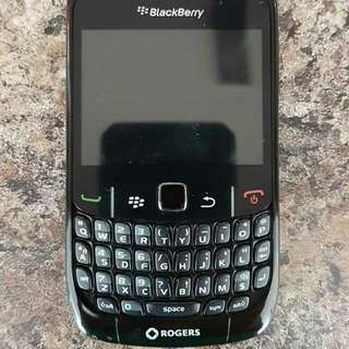 Blackberry - Curve (Locked To Rogers)