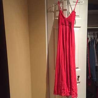 Size Small Maxi Dress