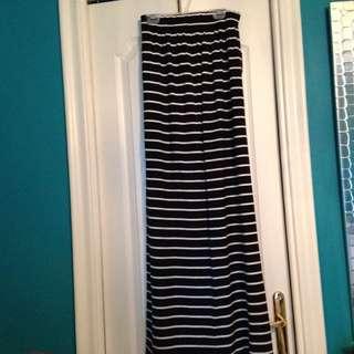 Garage Maxi Skirt