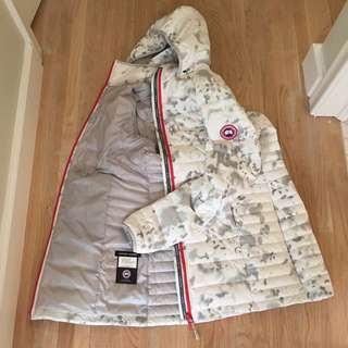 Canada Goose Hooded Brookvale Jacket