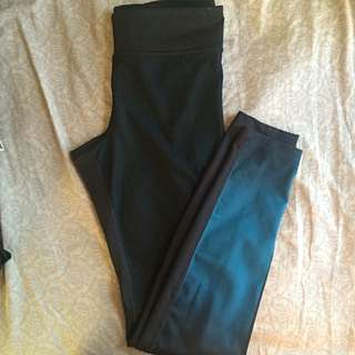 Under Armour Heat Gear Tights Size M
