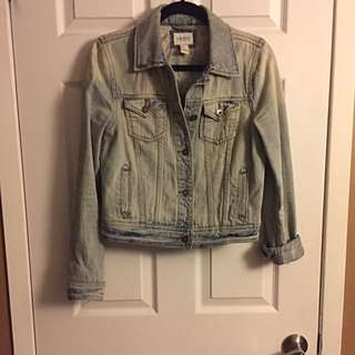 Forever 21 Denim Jacket.