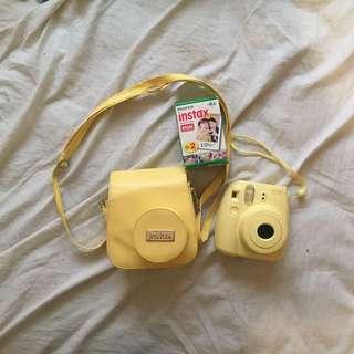 Fuji Film Instax Mini Polaroid Camera