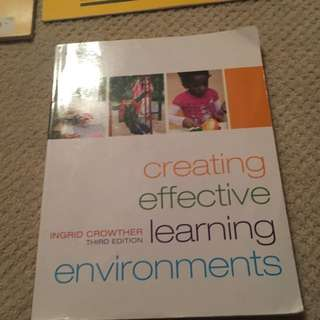 Creating Effective Learning Environment