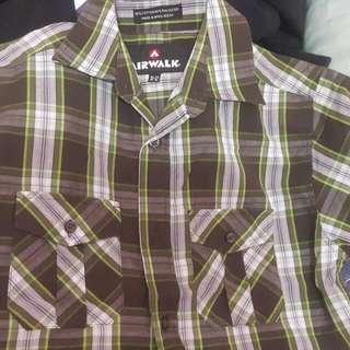 Airwalk Plaid Shirt
